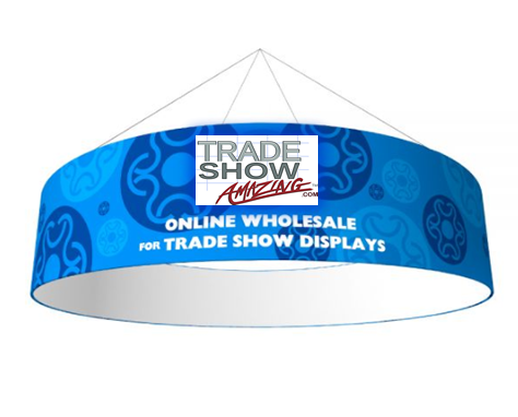 Tradeshow & Exhibition Hanging Banner Signs