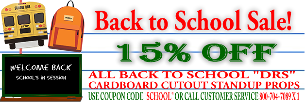 Back to School Discount Sale