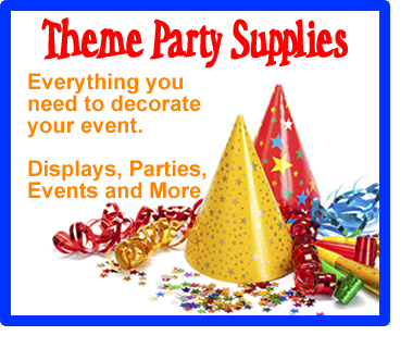 THEMED PARTY SUPPLIES