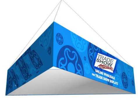 Hanging Banner Triangle Shape(Style C)